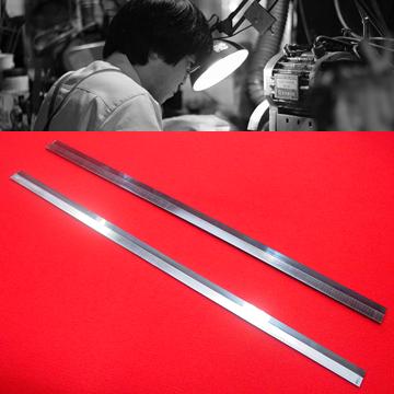 特殊形状の刃物再研磨